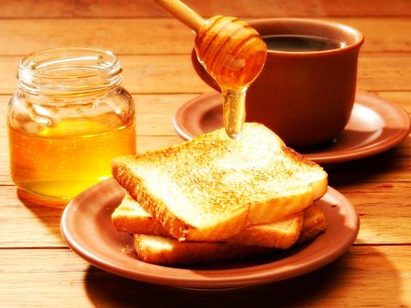 Как правильно пить чай с медом