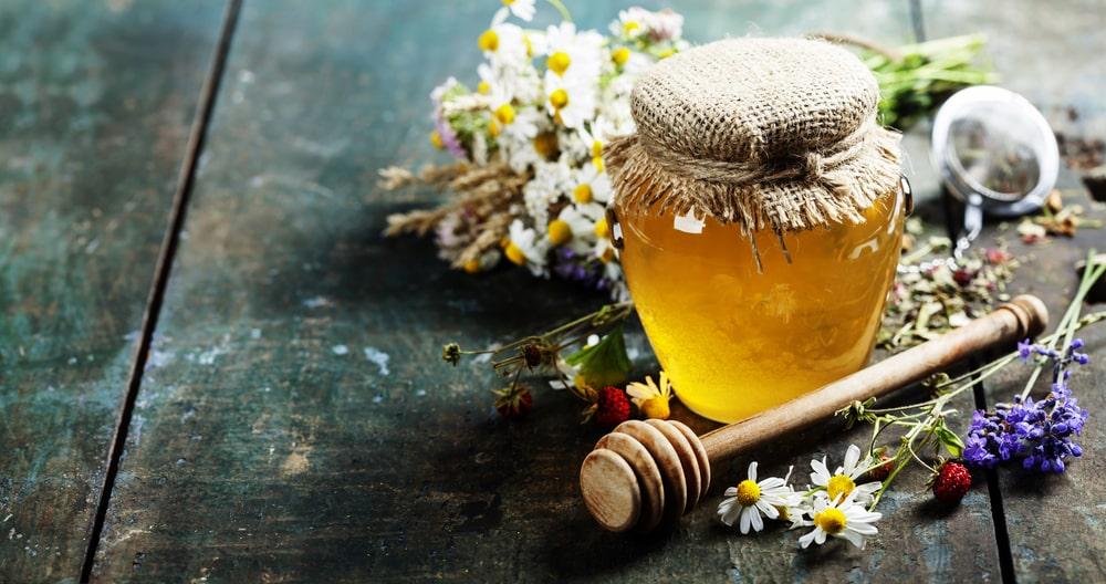 польза натурального меда